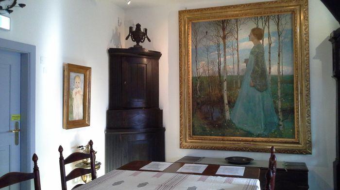 Haus im Schluh,  Museum